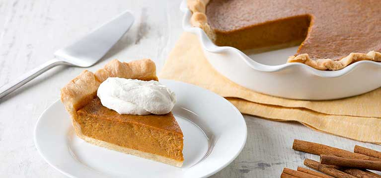 Simply Organic Holiday Organic Perfectly Spiced Pumpkin Pie Recipe