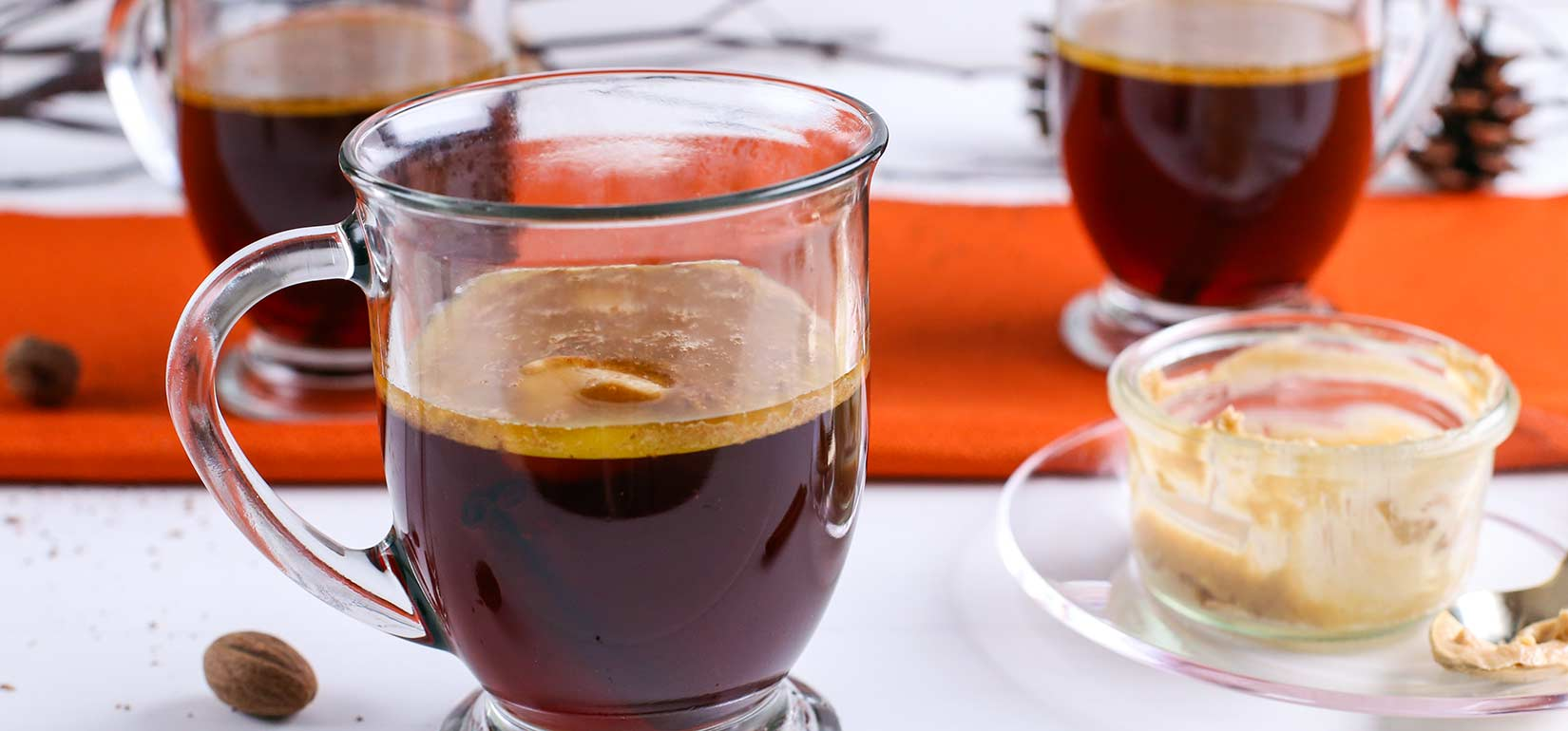 Simply Organic Holiday Organic Salted Caramel Hot Buttered Rum Recipe