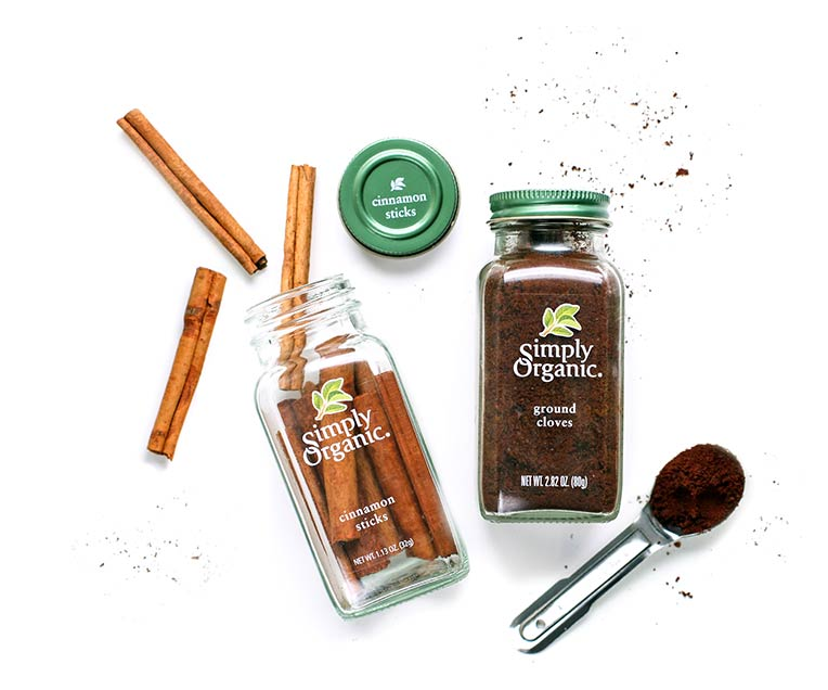 Organic Moments Spiced Right — Simply Organic