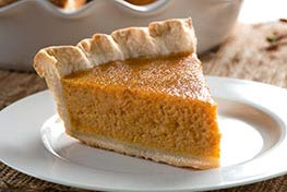 Organic Whipped Sweet Potato Pie