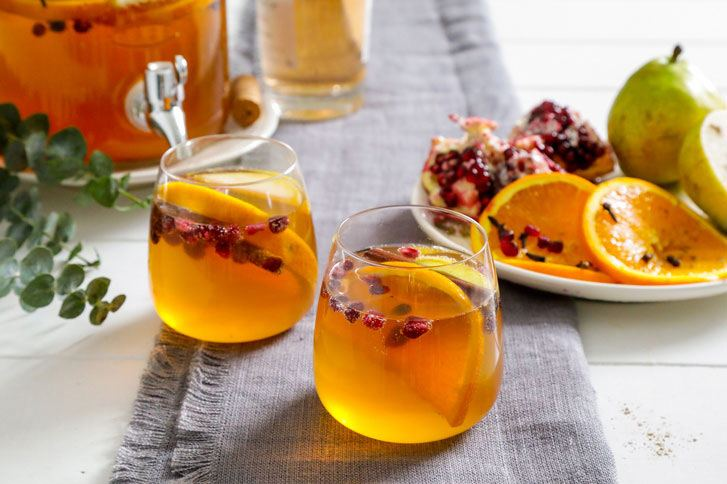Simply Organic Organic Spiced Winter Sangria Recipe Recipe