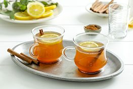 Organic Five Spice Hot Toddy