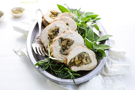 Simply Organic Organic Turkey Roulade Recipe Recipe