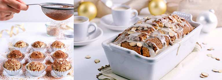 Simply Organic Holiday Desserts