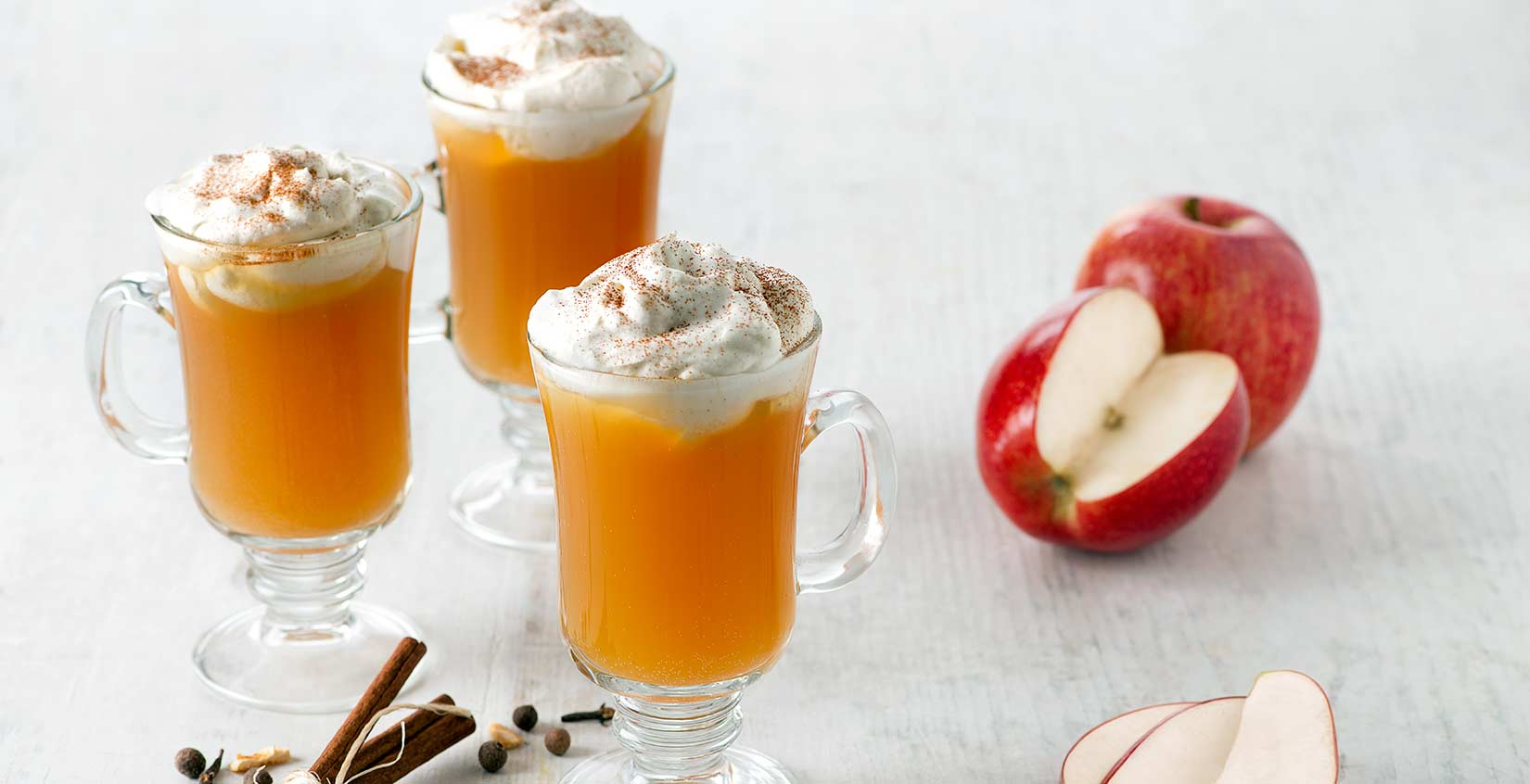 Simply Organic Holiday Drinks