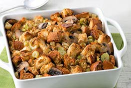 Organic Rosemary and Sage Turkey Stuffing